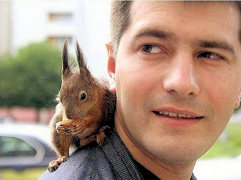 00b The soldier and the squirrel. Belarus. 12.12.12