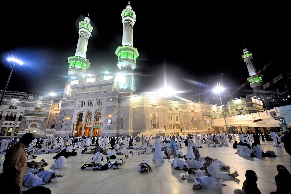 00 Mecca. 2013 Hajj. 14.10.13