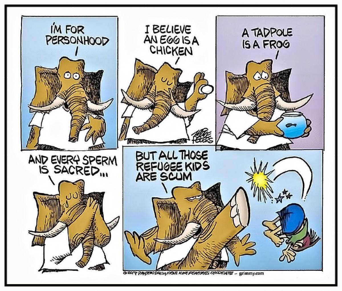 00 personhood. cartoon. republican. 09.08.14